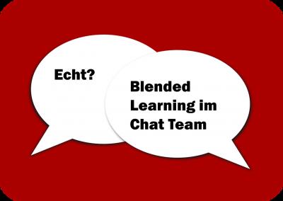 Voraussetzung für den Lernerfolg von Blended Learning