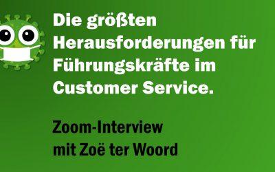 Aktuelle Herausforderungen für Führungskräfte im Customer Service.